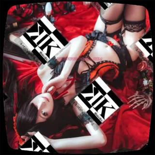 430C デート·ア·ライブ 時崎 狂三 DATE A LIVE ¥ 禁断服装(衣装一式)