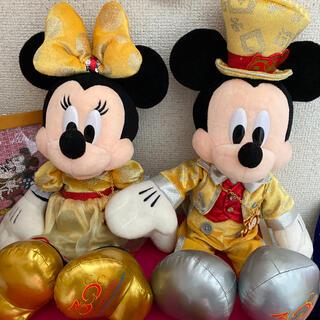 ディズニー(Disney)の金コス ミッキー (ぬいぐるみ)