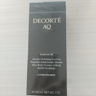 COSME DECORTE - コスメデコルテ AQエマルジョン シルキーリッチ レフィル