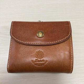 Dakota - ダコタ 二つ折り財布 がま口 本革 レザー コラッジョ レディース