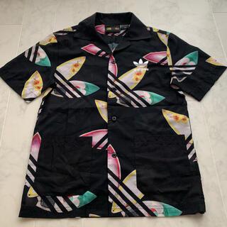 adidas - アロハシャツ adidas