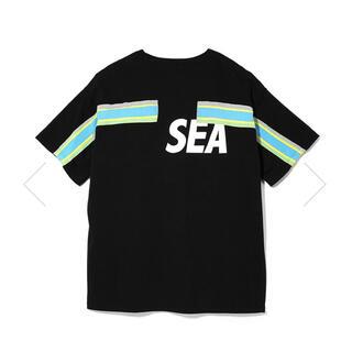 ファセッタズム(FACETASM)のFACETASM WIND AND SEA RIB BIG TEE(Tシャツ/カットソー(半袖/袖なし))