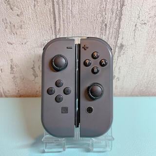 Nintendo Switch - 準美品 人気カラー廃盤グレーSwitch 左右セット ジョイコンJoy-Con