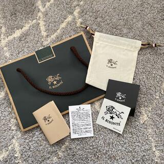 イルビゾンテ(IL BISONTE)のイルビゾンテ ショッパー 袋付き(ショップ袋)