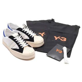 Y-3 - adidas Y-3 ヨウジヤマモト YOUJI STAR スーパースター