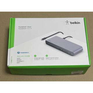 Belkin Thunderbolt 3 Dock Pro 美品 F4U097