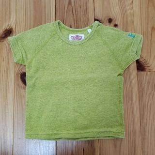 ハリウッドランチマーケット(HOLLYWOOD RANCH MARKET)の80~90 ハリラン フライスTシャツ 黄緑(Tシャツ)
