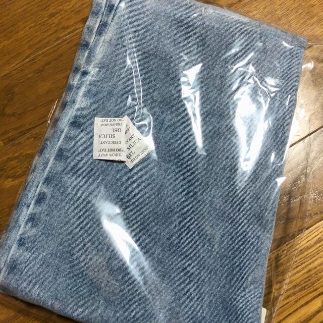 GRL(グレイル)の新品タグ付き GRL テーパードデニムパンツ レディースのパンツ(デニム/ジーンズ)の商品写真