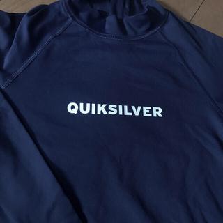 QUIKSILVER - ラッシュガード140cm