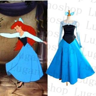 ディズニー(Disney)のアリエル 町娘コスチューム(その他ドレス)