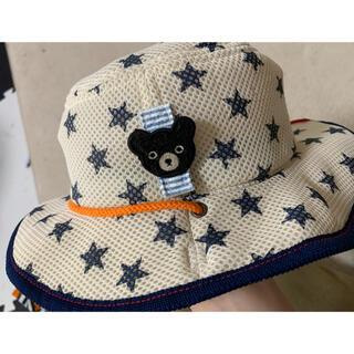 DOUBLE.B - ミキハウス  メッシュ帽子
