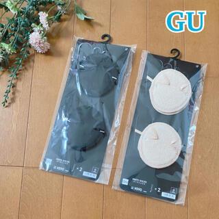 ジーユー(GU)の新品 ★ パーツソックス ★ ジーユー 靴下 ソックス 2P / フットカバー(ソックス)