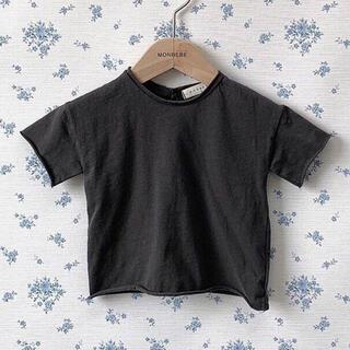 コドモビームス(こども ビームス)の韓国子供服 monbebe Tシャツ 2枚セット(Tシャツ/カットソー)