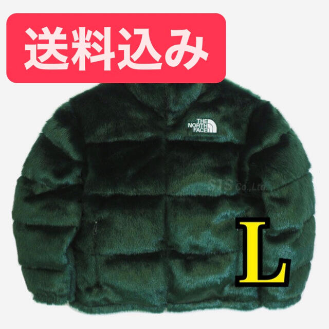 Supreme(シュプリーム)のヌプシ L メンズのジャケット/アウター(ダウンジャケット)の商品写真