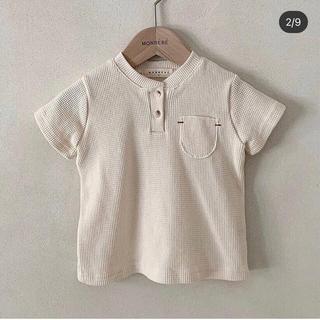 コドモビームス(こども ビームス)の韓国子供服 monbebe モンベベ 3点セット(Tシャツ/カットソー)