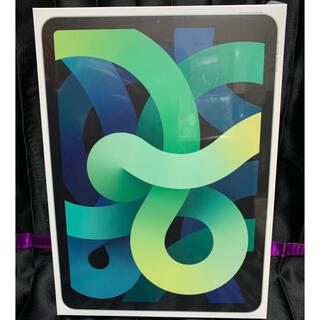 Apple - 新品  iPad Air4 64GB Wi-Fi モデル グリーン 保証未開始品