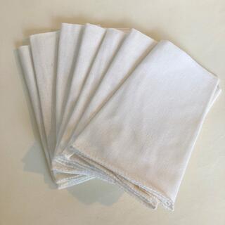 ムジルシリョウヒン(MUJI (無印良品))の無印良品 布巾 7枚(日用品/生活雑貨)