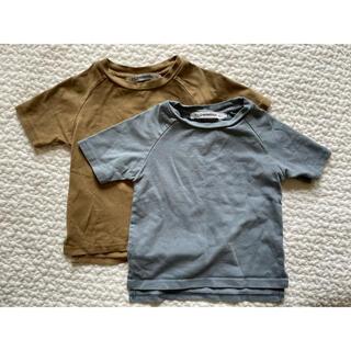 コドモビームス(こども ビームス)の【2枚セット‼️】mingo Tシャツ 1/2-2(Tシャツ/カットソー)