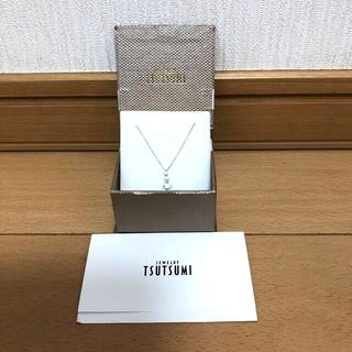 ジュエリーツツミ(JEWELRY TSUTSUMI)の☆ジュエリーツツミ☆K10 WG タンザナイトプチネックレス(ネックレス)