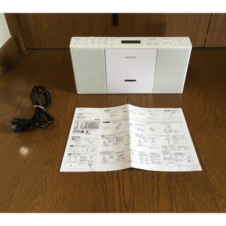 SONY - ソニー SONY CDラジオ ZS-E30