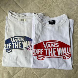VANS - VANS 半袖Tシャツ2枚セット