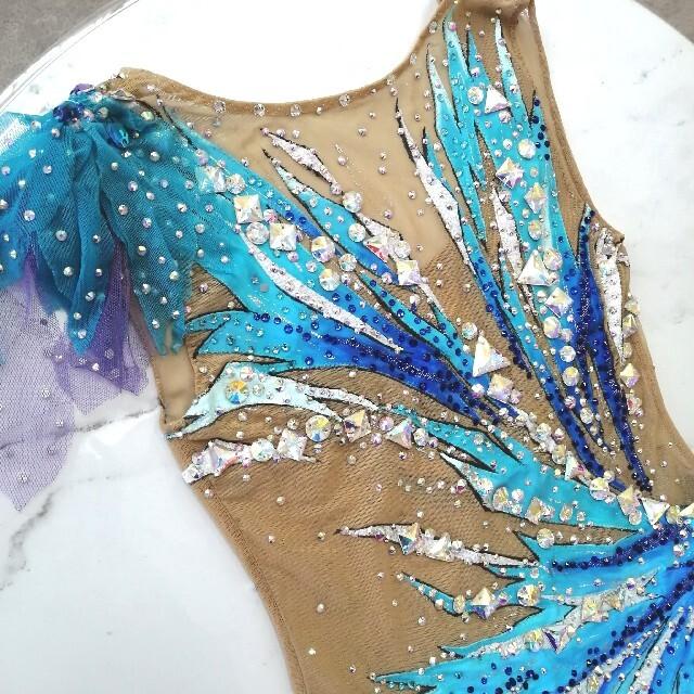 新体操レオタード スポーツ/アウトドアのスポーツ/アウトドア その他(ダンス/バレエ)の商品写真