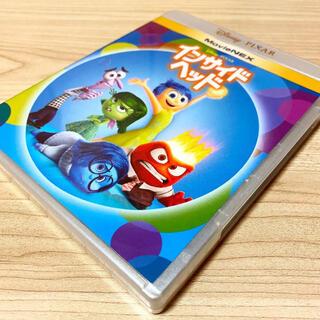 ディズニー(Disney)のインサイド・ヘッド MovieNEX('15米)Blu-ray(アニメ)
