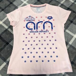 アリーナ(arena)のアリーナ レディースTシャツ Mサイズ(Tシャツ(半袖/袖なし))