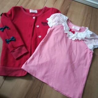シャーリーテンプル(Shirley Temple)のシャーリーテンプル 100セット(Tシャツ/カットソー)