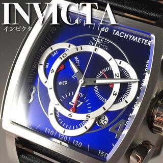 インビクタ(INVICTA)の★定価14万円!!魅惑ブルー★S1ラリー/インビクタ/メンズ腕時計WW1294(腕時計(アナログ))