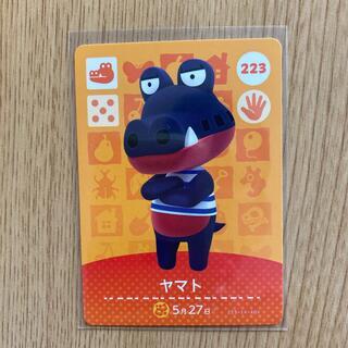 ニンテンドウ(任天堂)のアミーボカード ヤマト(カード)