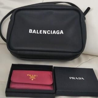 Balenciaga - BALENCIAGAバッグ、PRADAキーケース