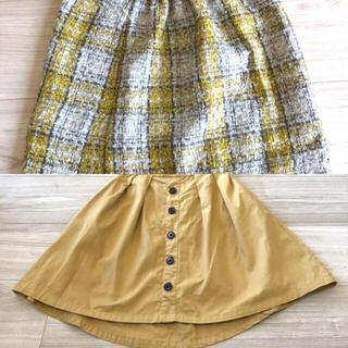 ジーユー(GU)の専用 ジーユー スカート2着(スカート)