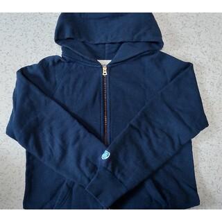オーシバル(ORCIVAL)の美品✨オーシバル オーチバル パーカー 2  ブルー(パーカー)
