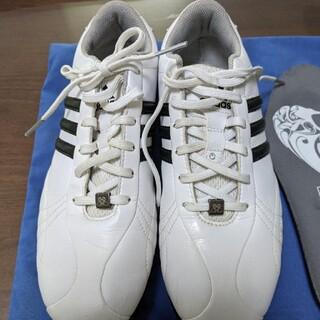 adidas - ★美品★ゴルフシューズ レディース アディダス THinTech FitFOAM