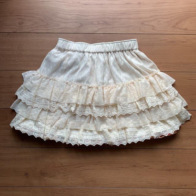 DOLLY GIRL BY ANNA SUI(ドーリーガールバイアナスイ)のDOLLY GIRL by  ANNA SUIのリバーシブルスカート レディースのスカート(ミニスカート)の商品写真