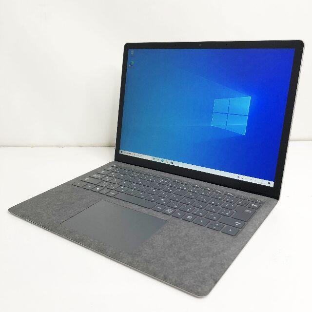 Microsoft(マイクロソフト)の中古☆Microsoft Surface Laptop3 VGY-00018 ② スマホ/家電/カメラのPC/タブレット(ノートPC)の商品写真