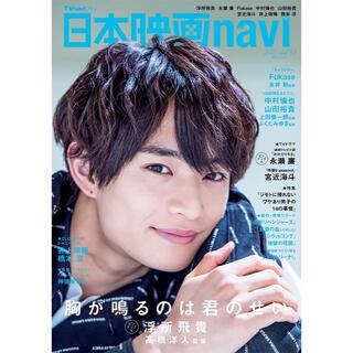 ジャニーズ(Johnny's)の日本映画navi vol.93(アート/エンタメ)