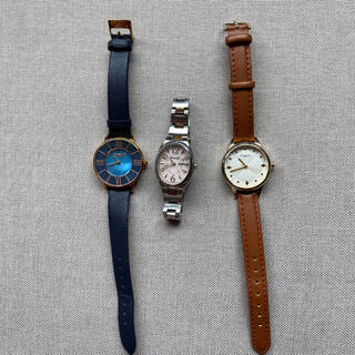 レディース 腕時計 3本 アビステ フォリフォリ Nattito(腕時計)