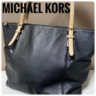Michael Kors - MICHAEL KORS マイケルコース トートバッグ 黒 ブラック