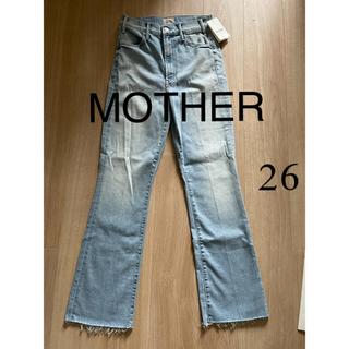 マザー(mother)の【新品】MOTHER Hustler マザー ハスラー 26(デニム/ジーンズ)