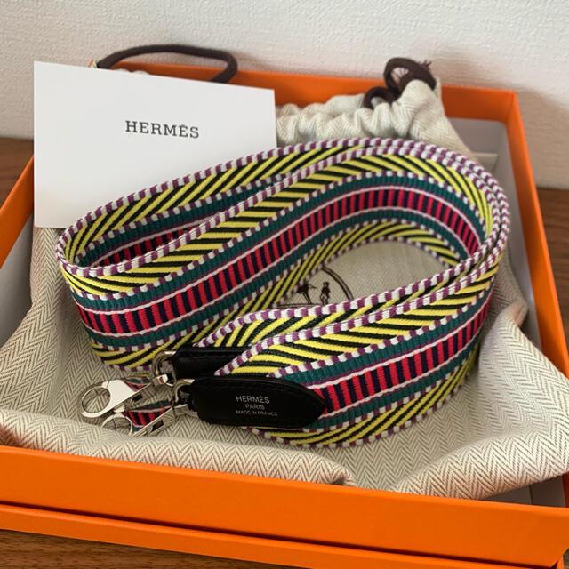 Hermes(エルメス)のエルメス☆バンドリエール ハンドメイドのファッション小物(バッグチャーム)の商品写真