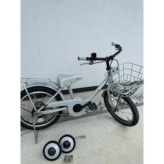 ブリヂストン(BRIDGESTONE)のbikke  ビッケ 子供自転車 16(自転車)