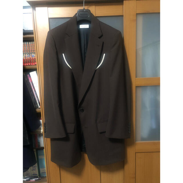 DRIES VAN NOTEN(ドリスヴァンノッテン)のdries van noten 18aw セットアップ メンズのジャケット/アウター(テーラードジャケット)の商品写真