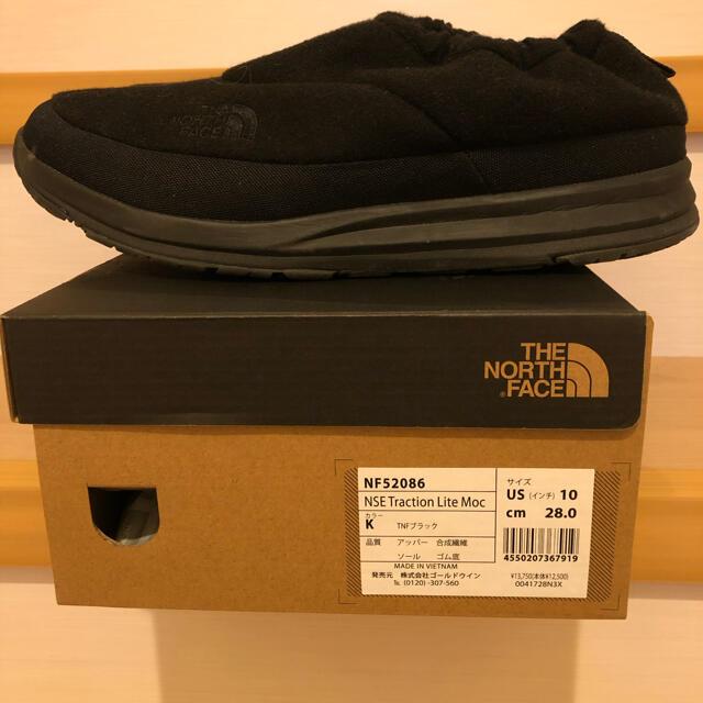 THE NORTH FACE(ザノースフェイス)のヌプシトラクションライトモック ザノースフェイス 28センチ メンズの靴/シューズ(ブーツ)の商品写真