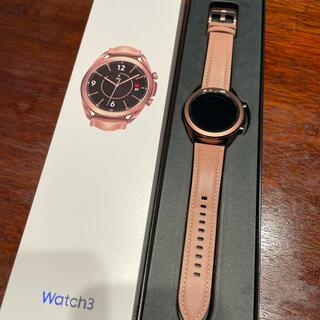 Galaxy - galaxy watch3 41mm ミスティックブロンズ