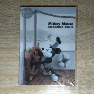 ミッキーマウス(ミッキーマウス)のミッキーマウス ポストカード ディズニー(カード/レター/ラッピング)