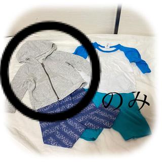 ユニクロ(UNIQLO)の【まとめ売り!】OLDNAVY UNIQLO 男の子 服 80サイズ 夏服(その他)