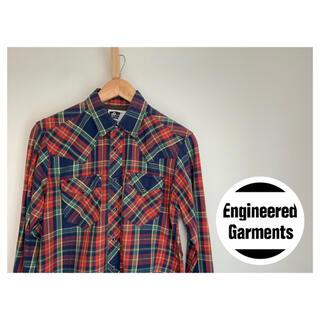 エンジニアードガーメンツ(Engineered Garments)のENGINEERED GARMENTS エンジニアドガーメンツ ウエスタンシャツ(シャツ)