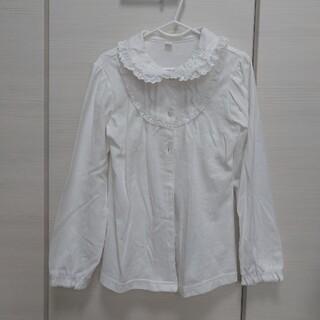 ベルメゾン - ☆女の子130サイズ☆柔らかブラウス